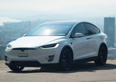 Tesla Model X Performance 100D